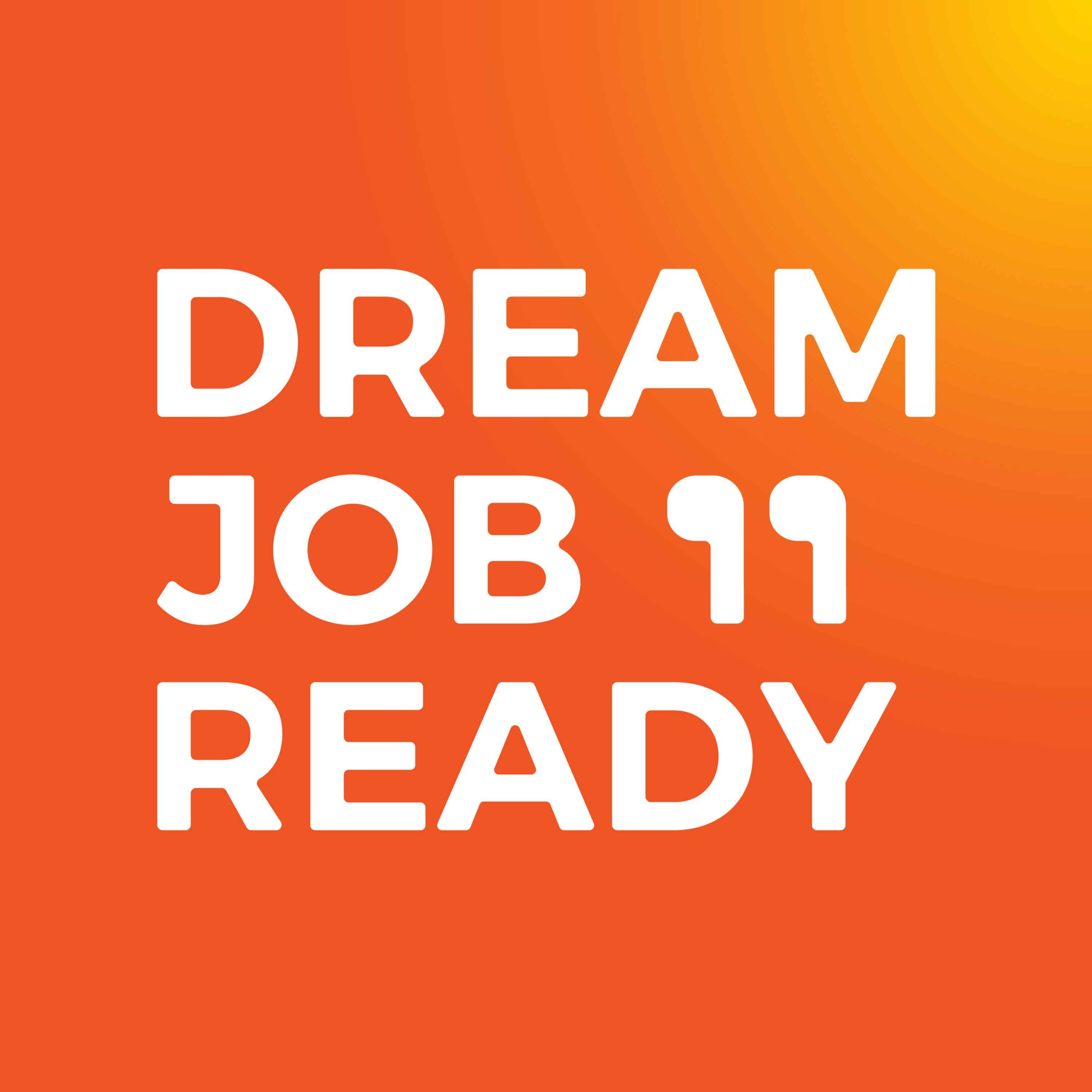 Discussing Career Development, Micro-credentialing & Employability advice with Sharyn Donaghy | Dream Job Ready EP40