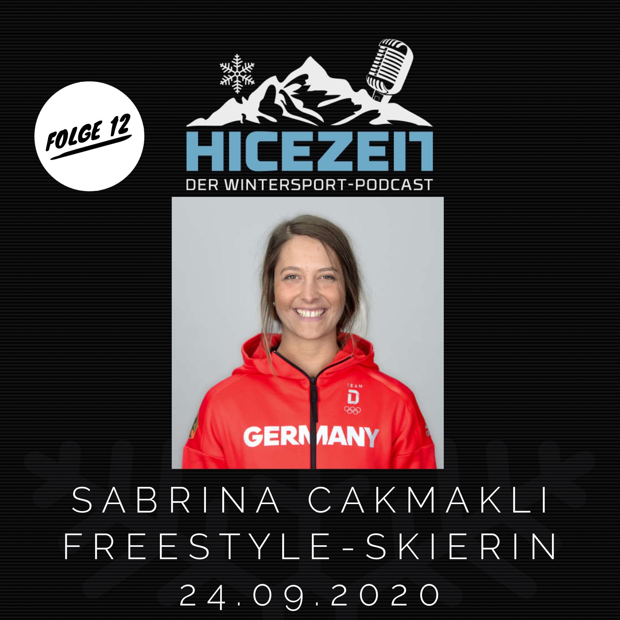 Sabrina Cakmakli, Freestyle-Skierin, Der Wintersport-Podcast Folge 12