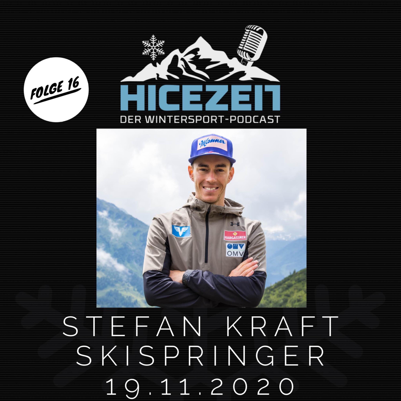 Stefan Kraft, Skispringer, Der Wintersport-Podcast Folge 16