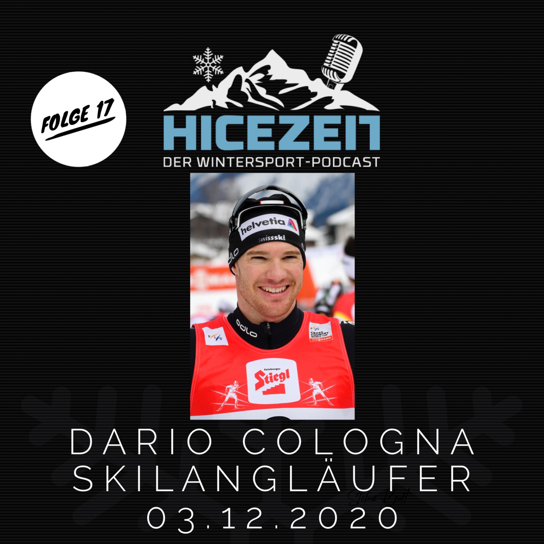 Dario Cologna, Skilangläufer, Der Wintersport-Podcast Folge 17
