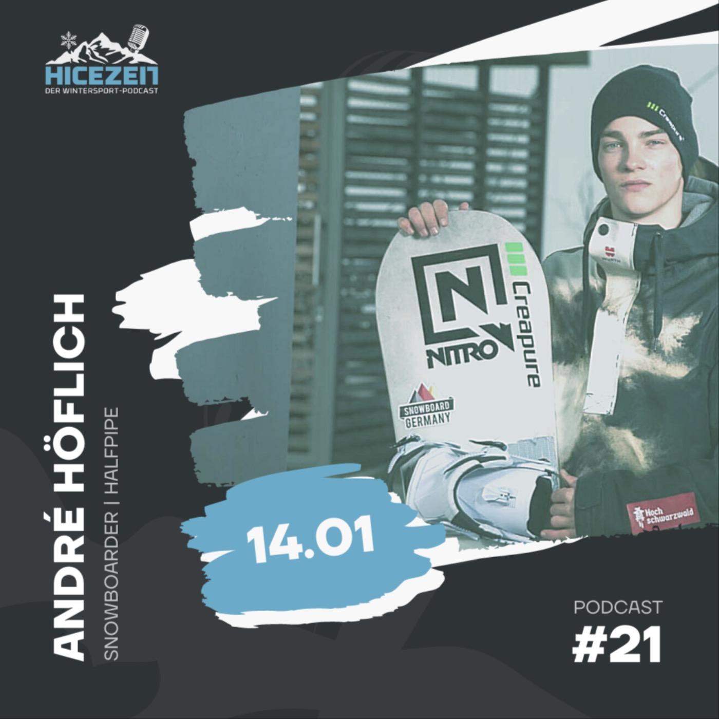 André Höflich, Snowboarder, Der Wintersport-Podcast Folge 21