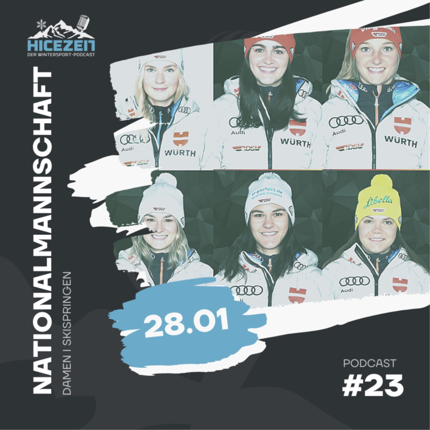 Nationalmannschaft der Damen, Skispringen, Der Wintersport-Podcast Folge 23