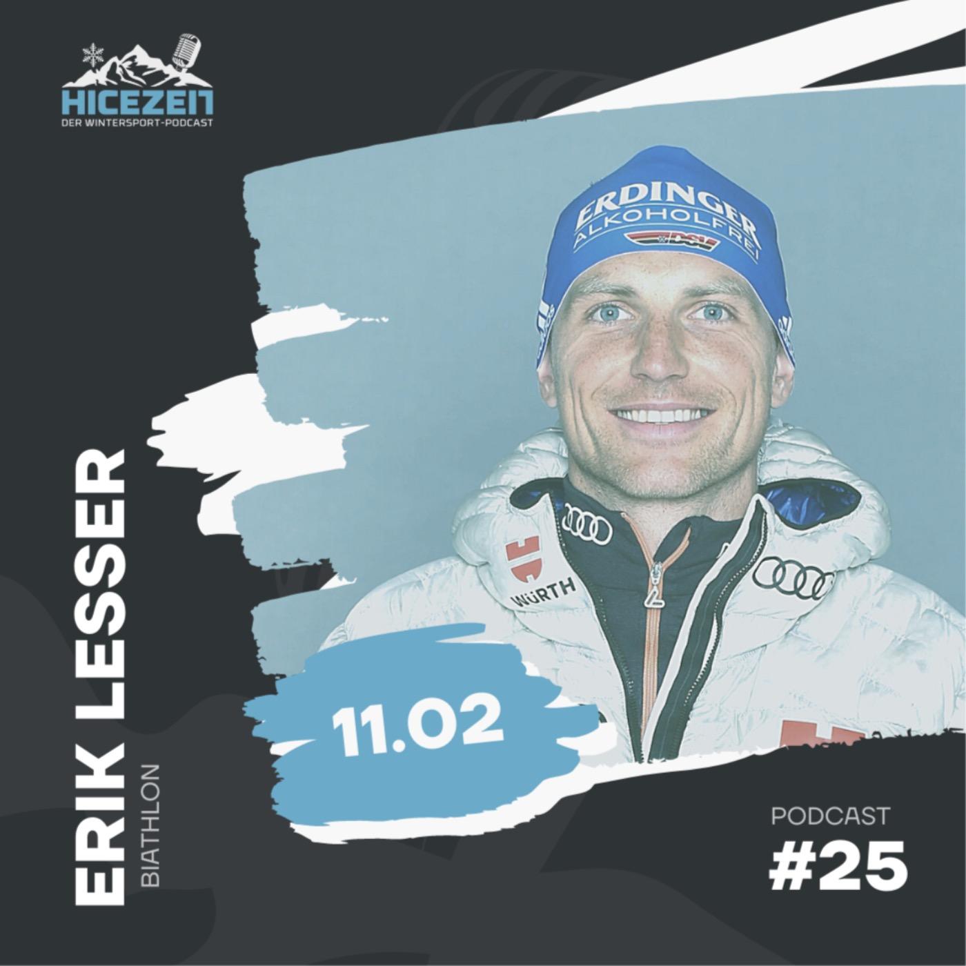 Erik Lesser, Biathlon, Der Wintersport-Podcast Folge 25