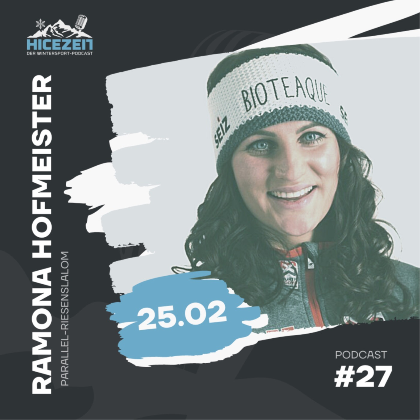 Ramona Hofmeister, Parallel-Riesenslalom, Der Wintersport-Podcast Folge 27