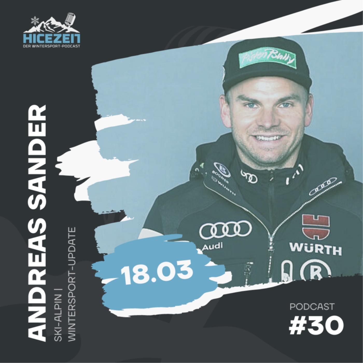 Andreas Sander, Ski-Alpin, Wintersport-Update, Der Wintersport-Podcast Folge 30