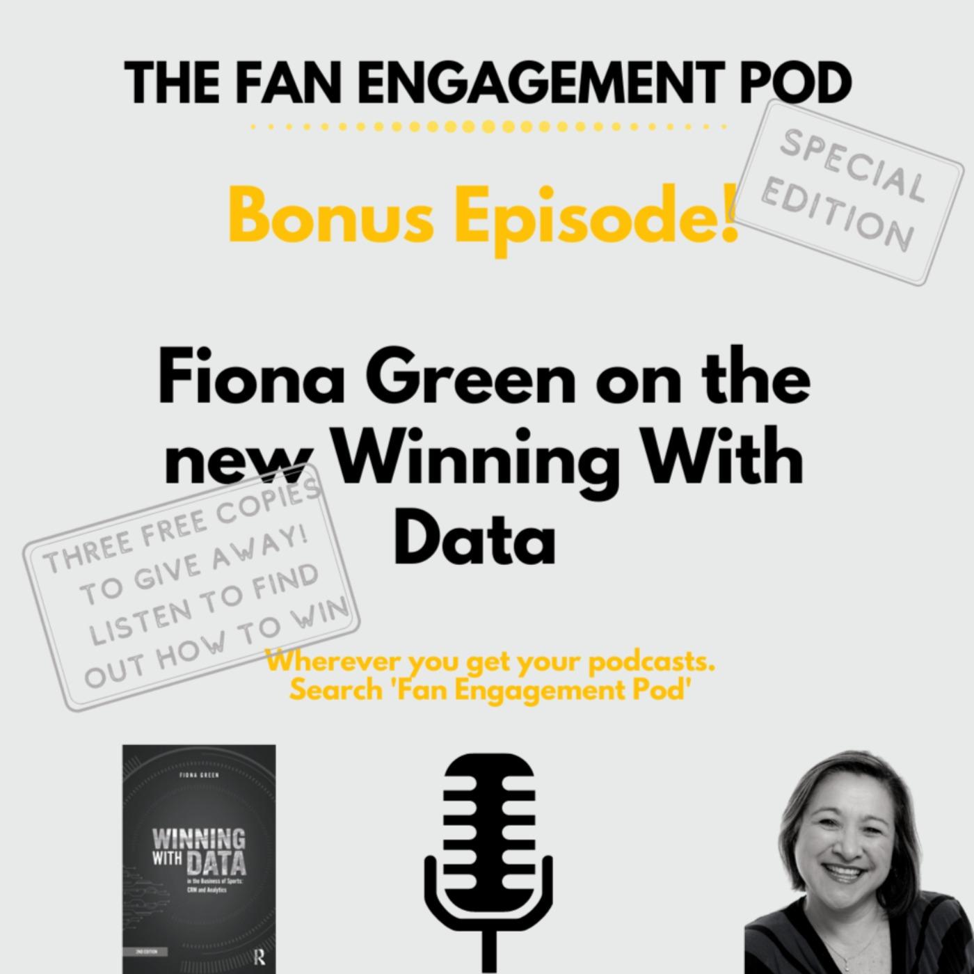 Bonus Episode! Fiona Green on her new book!