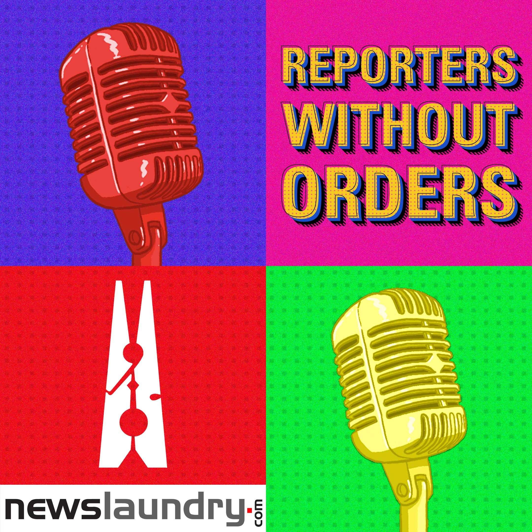 Reporters Without Orders Ep 134: The story of Laungi Manjhi and Panchjanya's obsession with love jihad