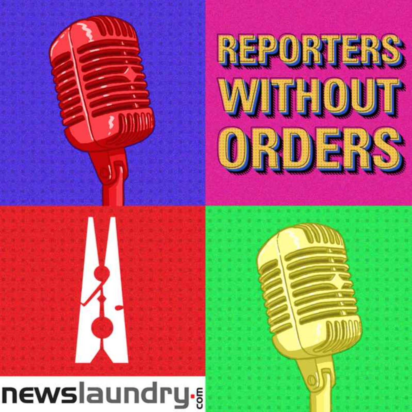 Reporters Without Orders Ep 144: Farmer protests