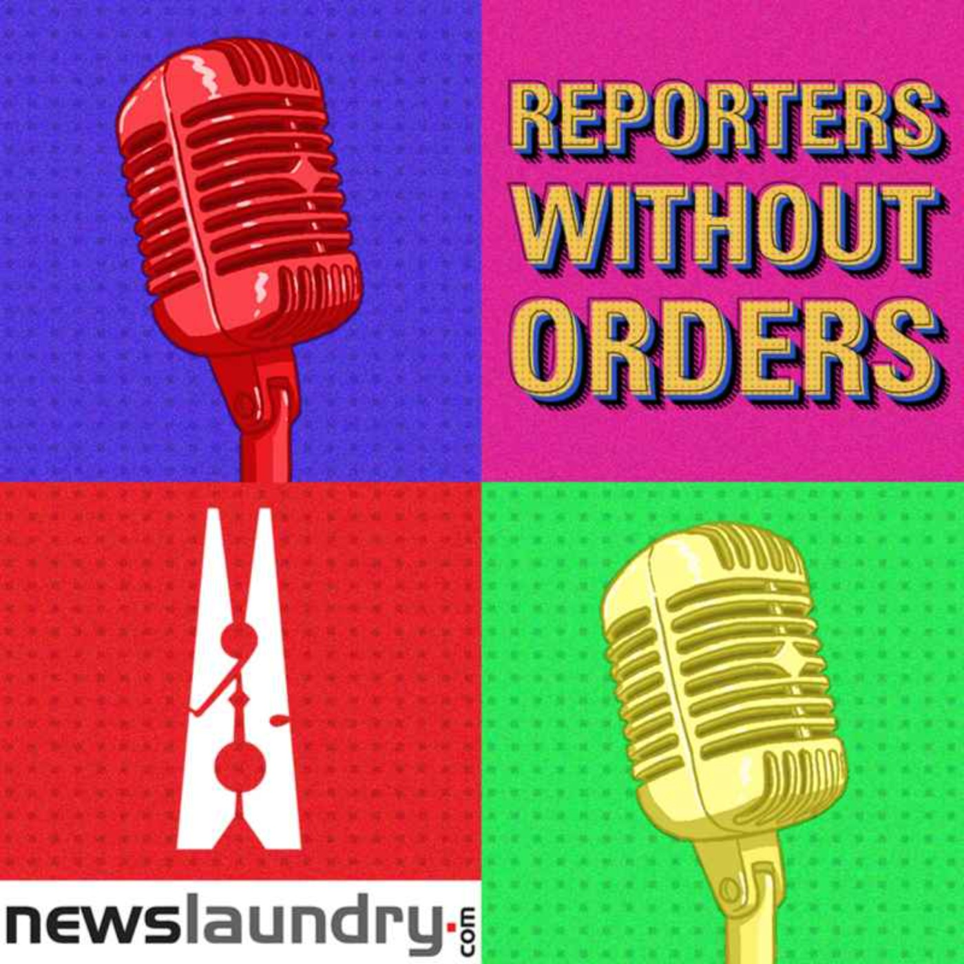 Reporters Without Orders Ep 167: Covid in eastern UP and Modi's bad international press