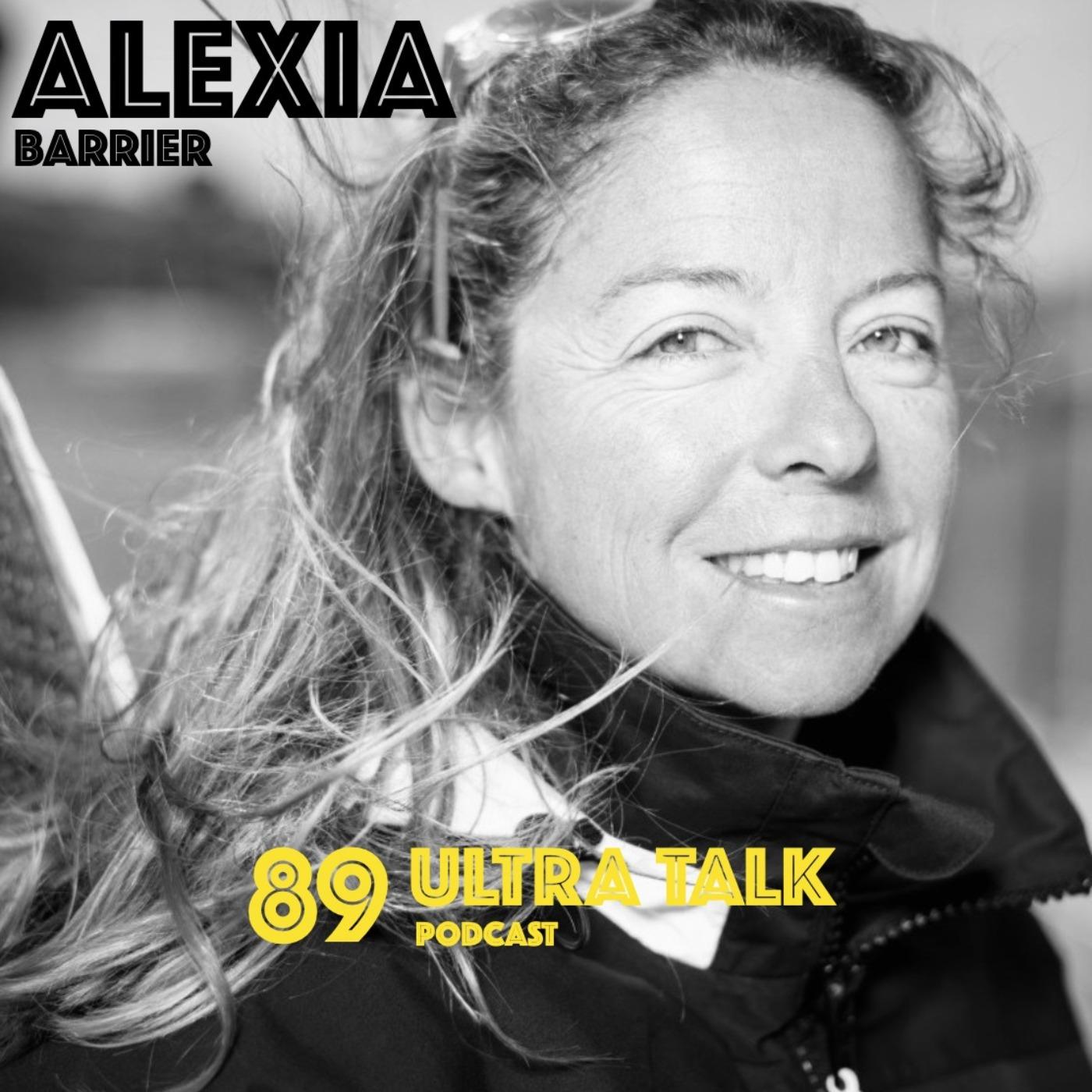 Alexia Barrier - Déjà 17 transats effectuées et un Vendée Globe en ligne de mire