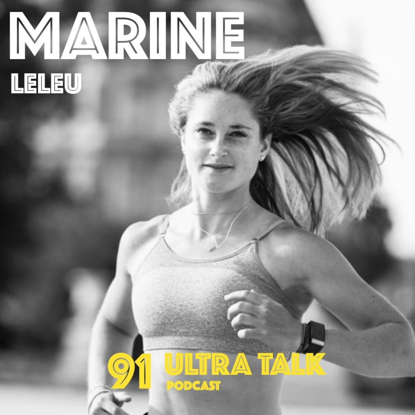 Marine Leleu : Wonder Woman !