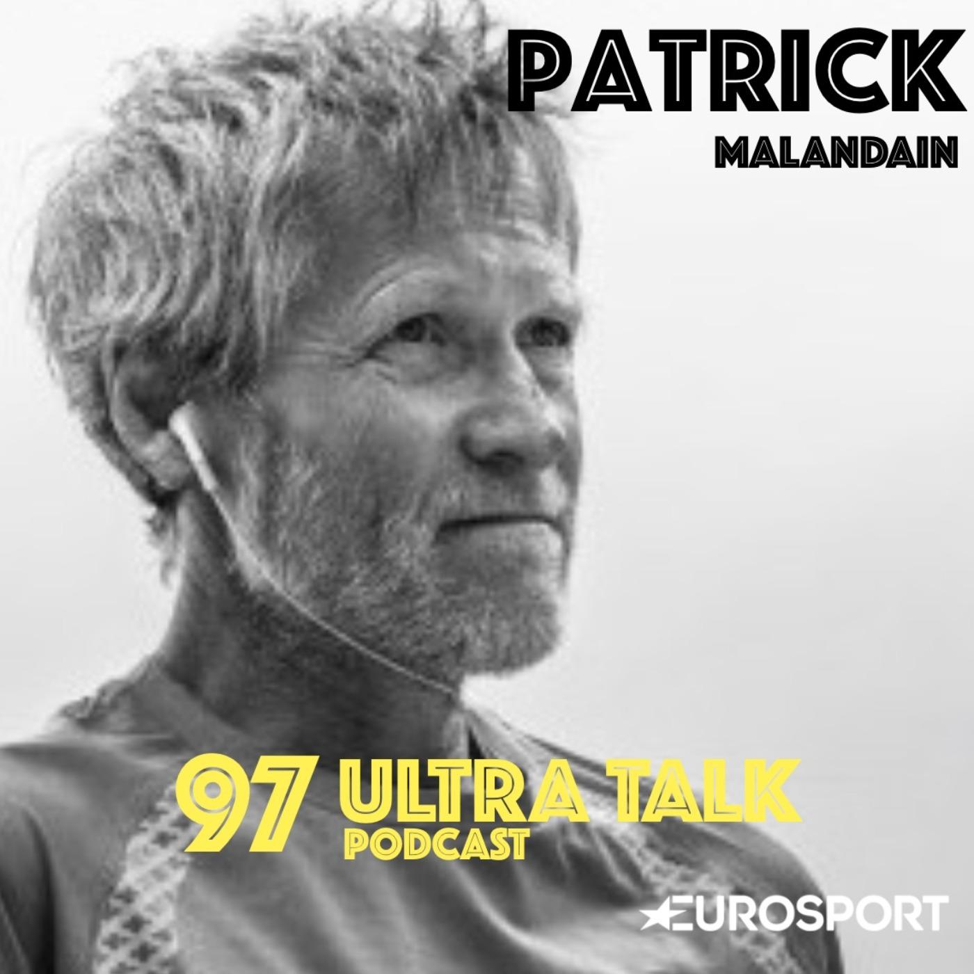 """Patrick Malandain : """"J'ai couru 100 km par jour pendant plus de 100 jours"""""""