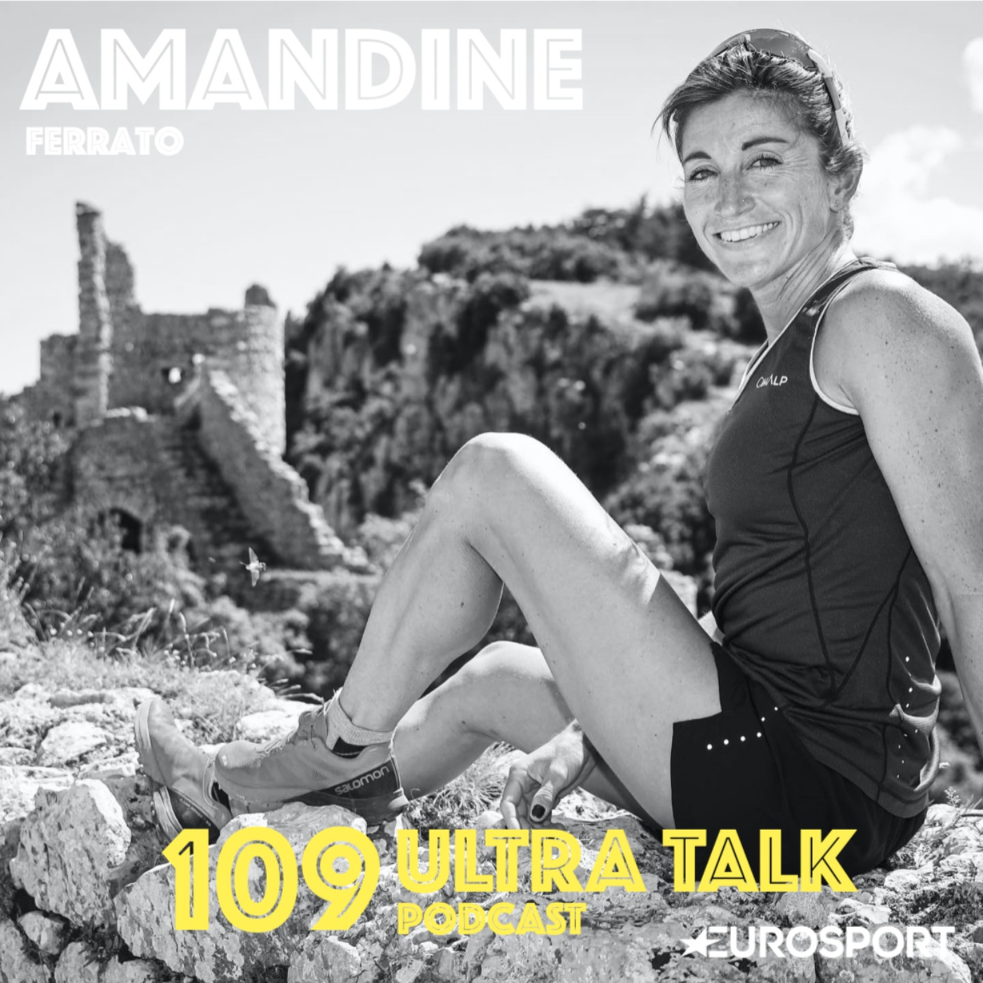 "Amandine Ferrato : ""Le trail m'a permis de rebondir"""
