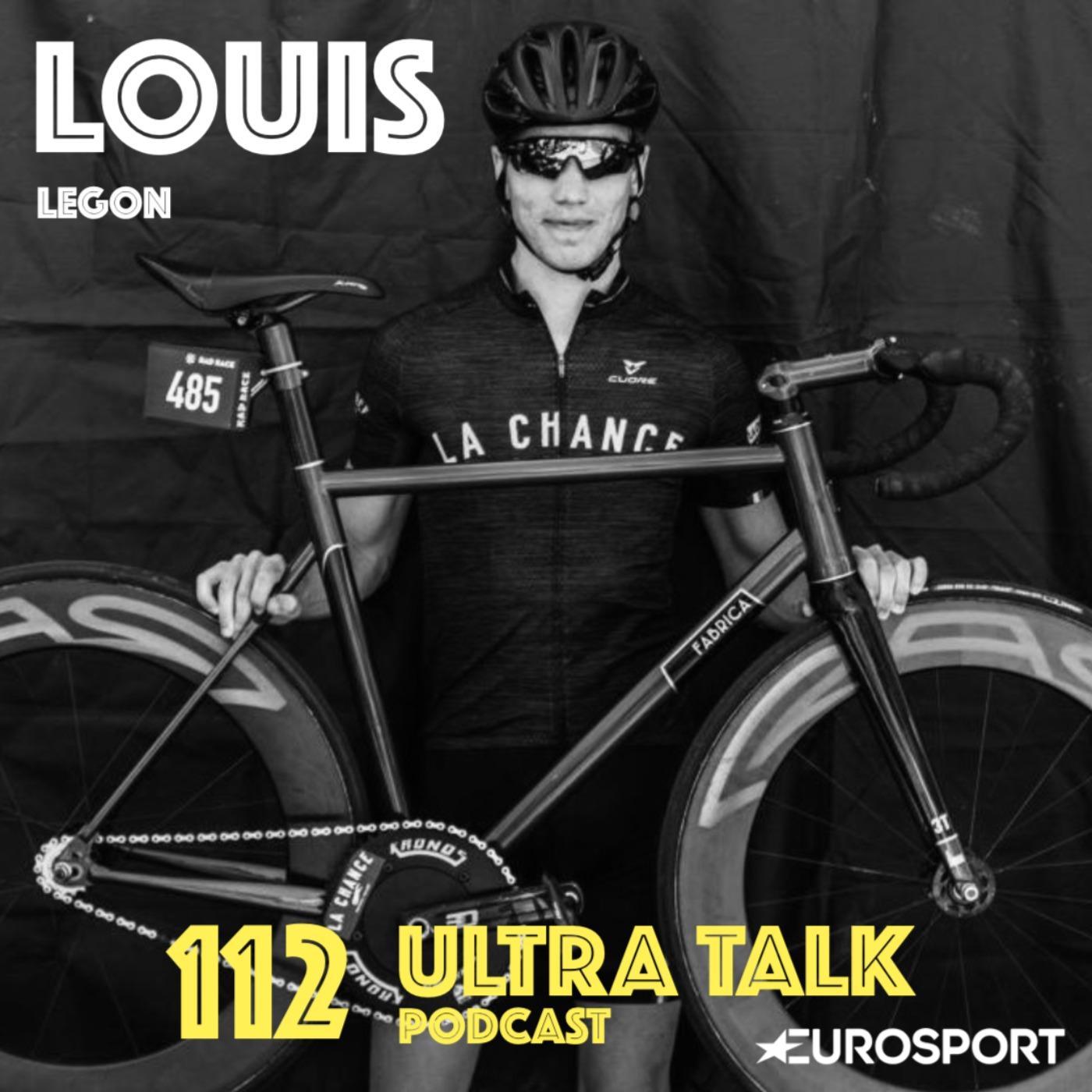 Louis Legon - 10 jours de coma, 30 fractures !