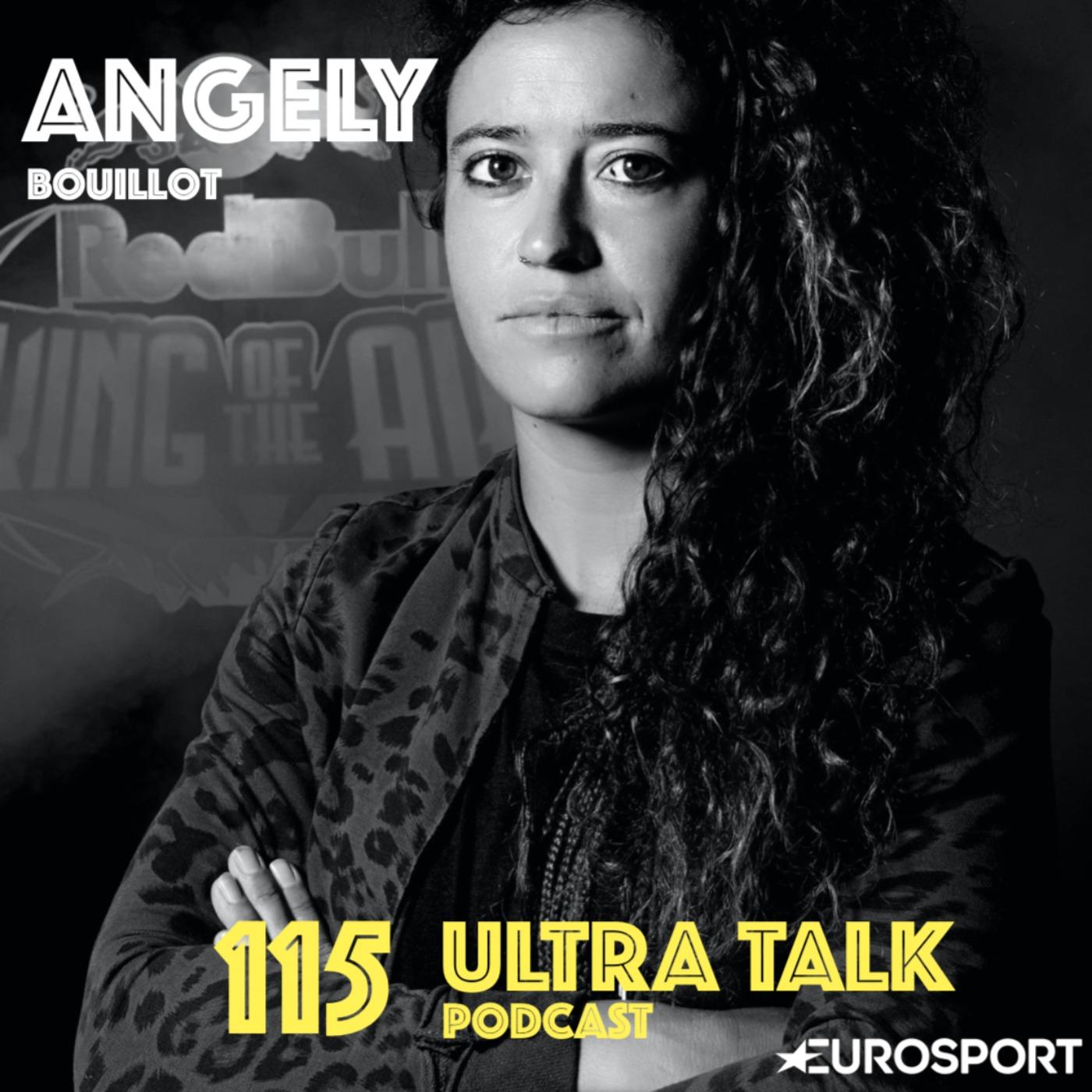 Angely Bouillot - La seule femme parmi les hommes !