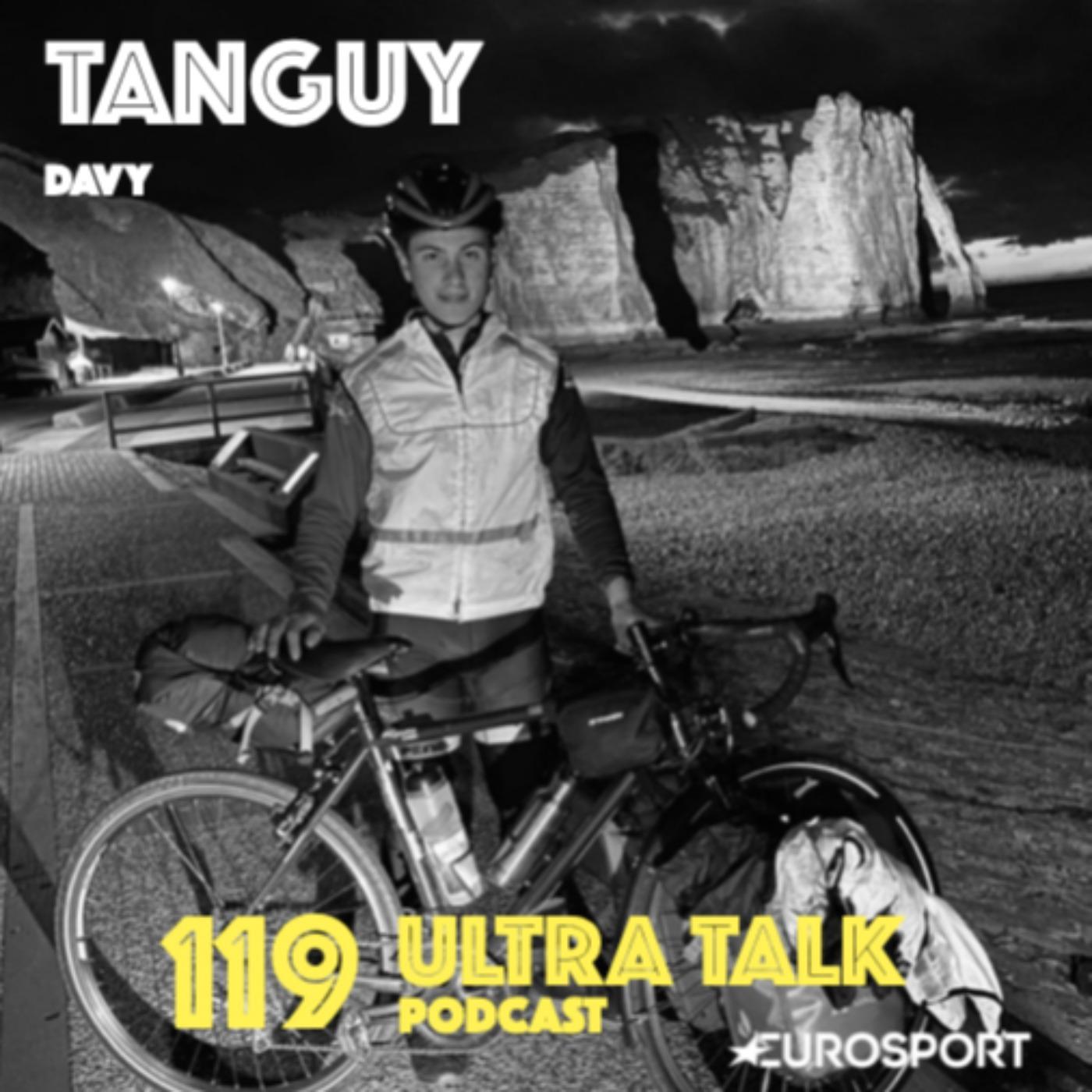 """Tanguy Davy : """"A 19 ans , j'ai décidé de partir seul avec mon vélo"""""""