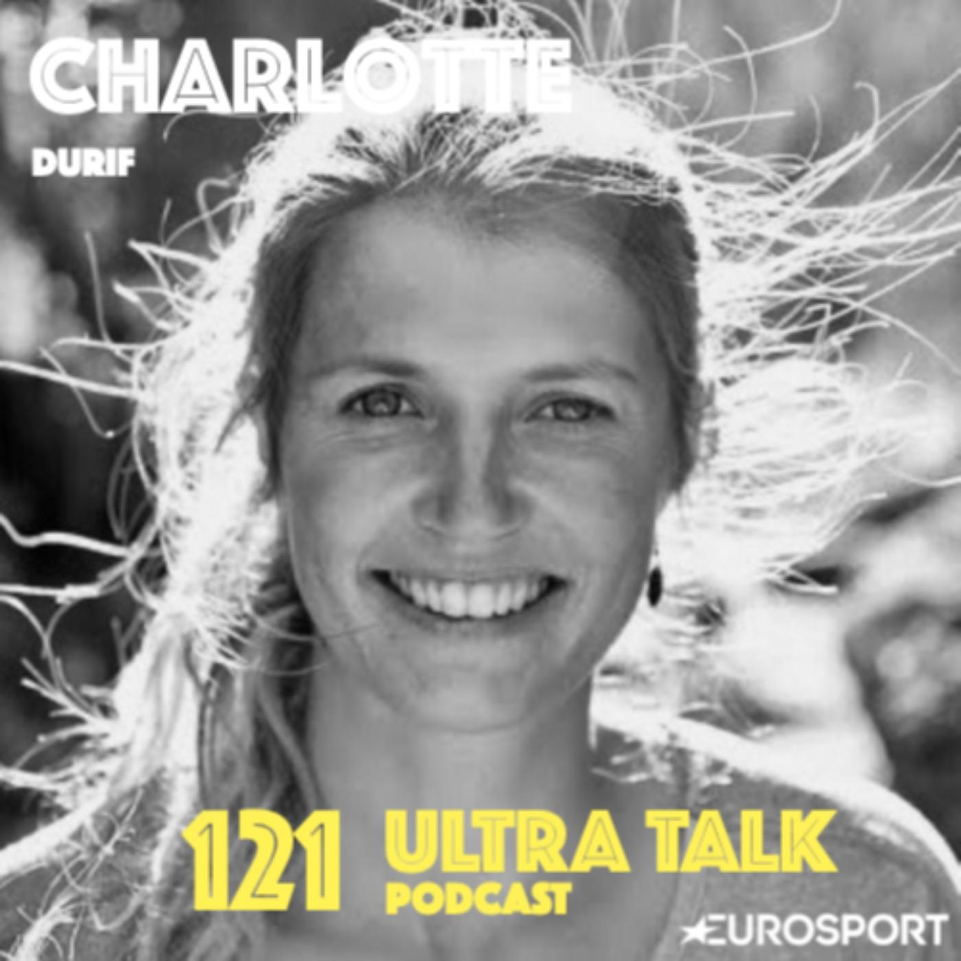 """Charlotte Durif : """"Bivouaquer à même la paroi"""""""