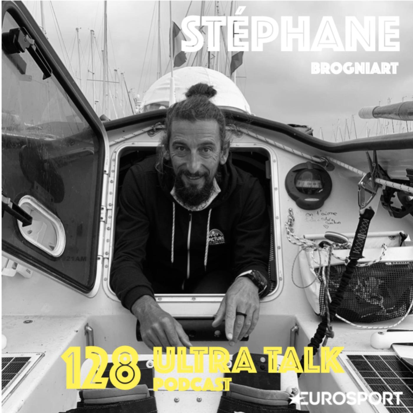 Stéphane Brogniart : 72 jours seul en mer !