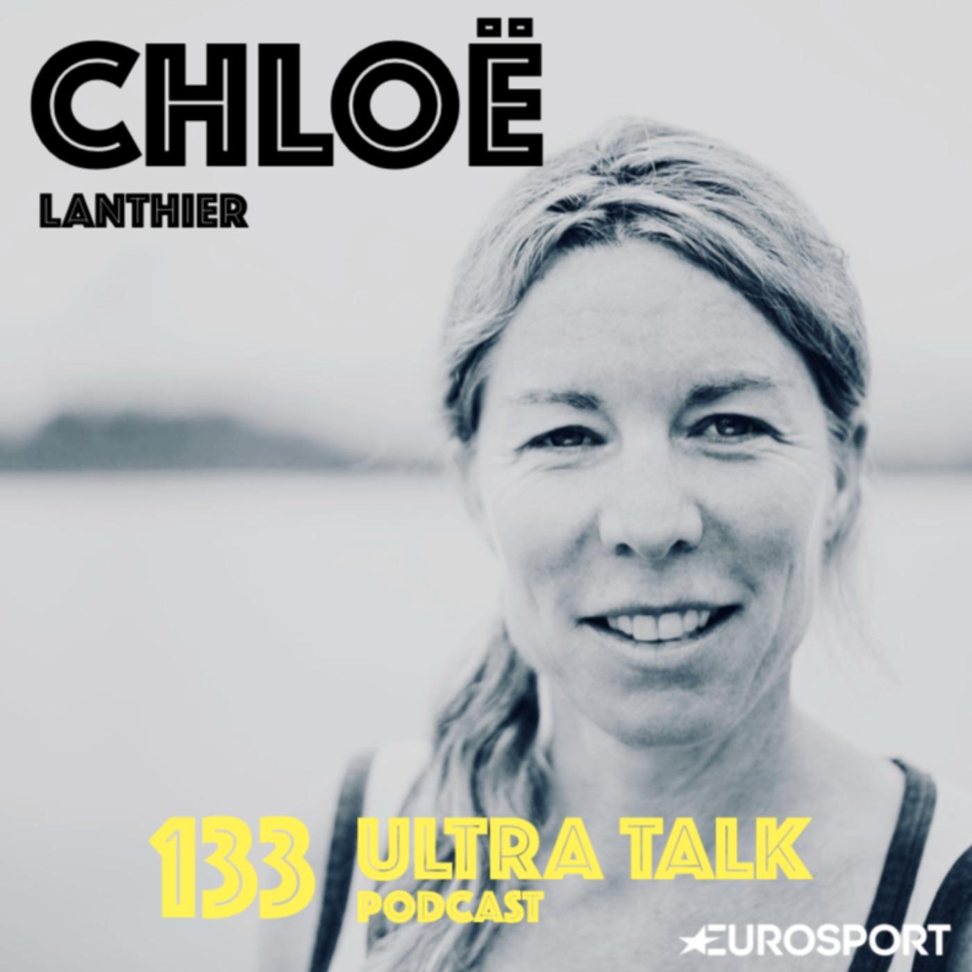 """Chloé Lanthier : """"Pour éviter les loups, je n'ai pas dormi pendant 48h"""""""