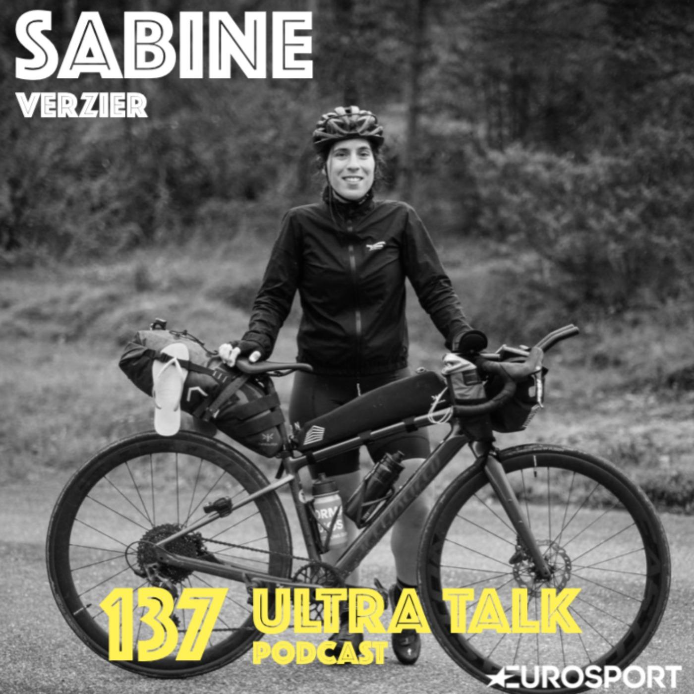 """Sabine Verzier : """"Rouler la nuit à vélo, j'y trouve une forme d'apaisement"""""""