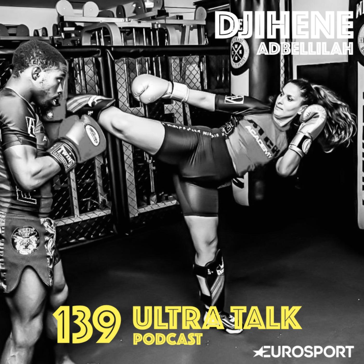 "Djihene Abdellilah : ""Je donne des cours MMA à la Sorbonne"""