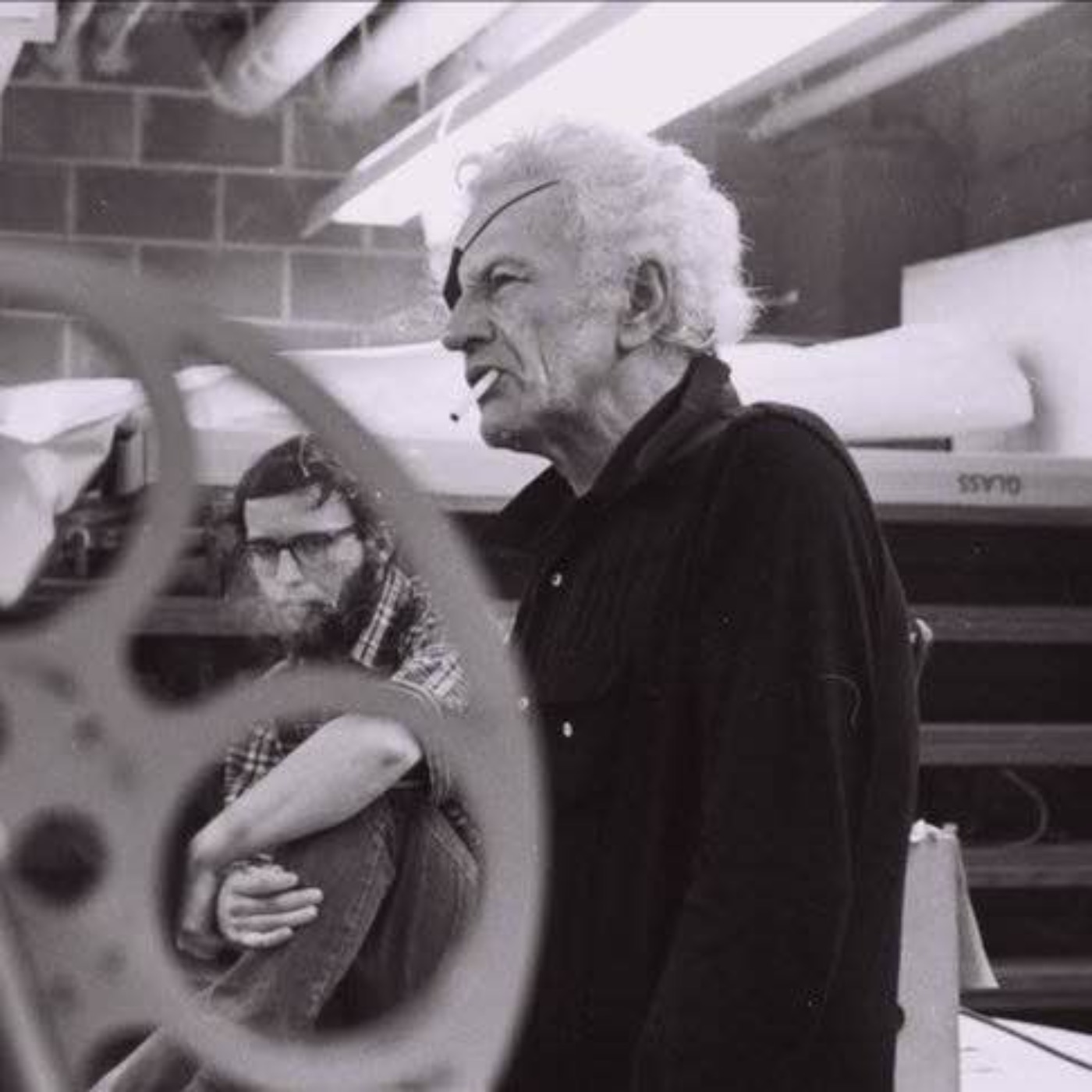 When Nicholas Ray Made a Student Film... at 61
