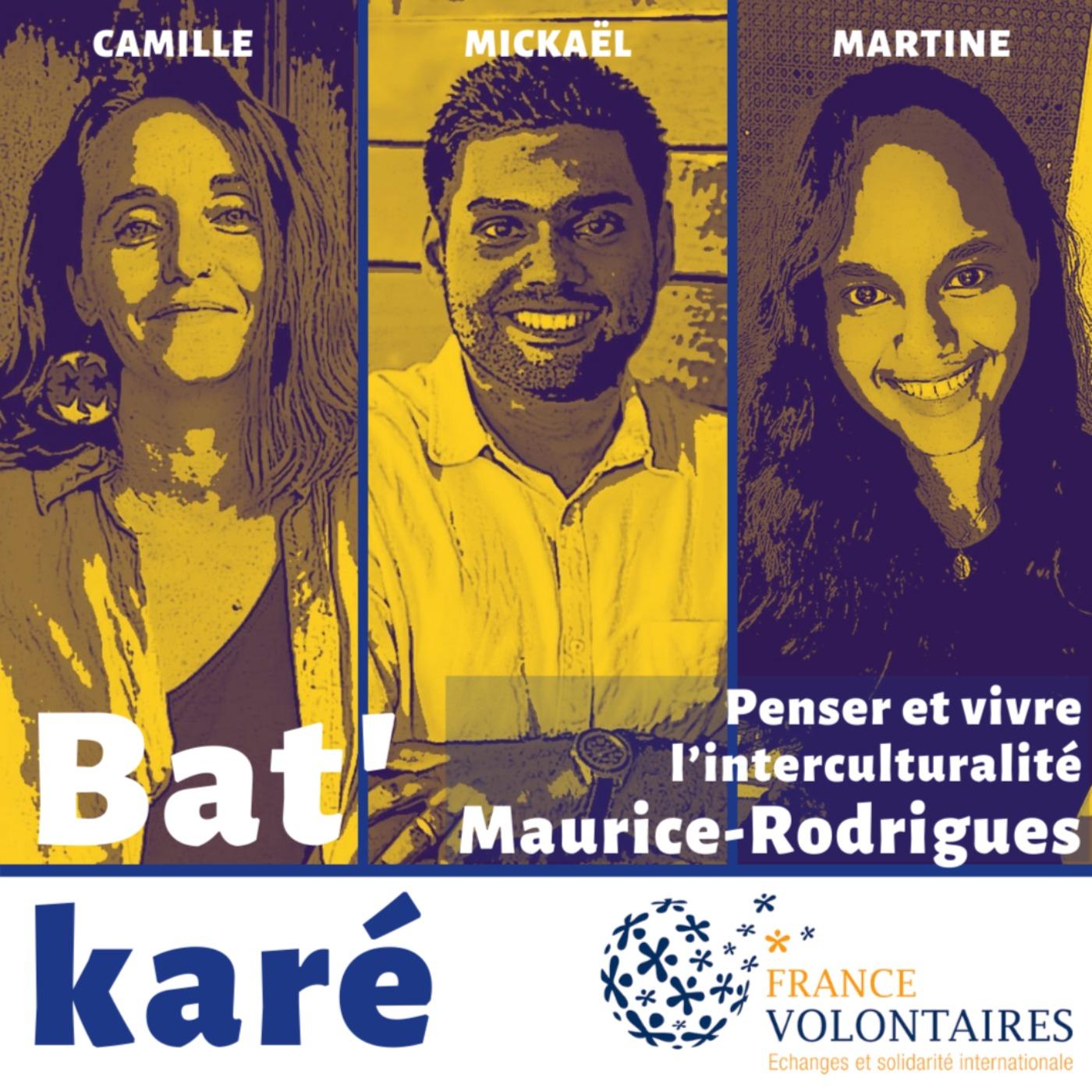 Spécial volontariat #5 – Maurice & Rodrigues : Penser et vivre l'inter-culturalité