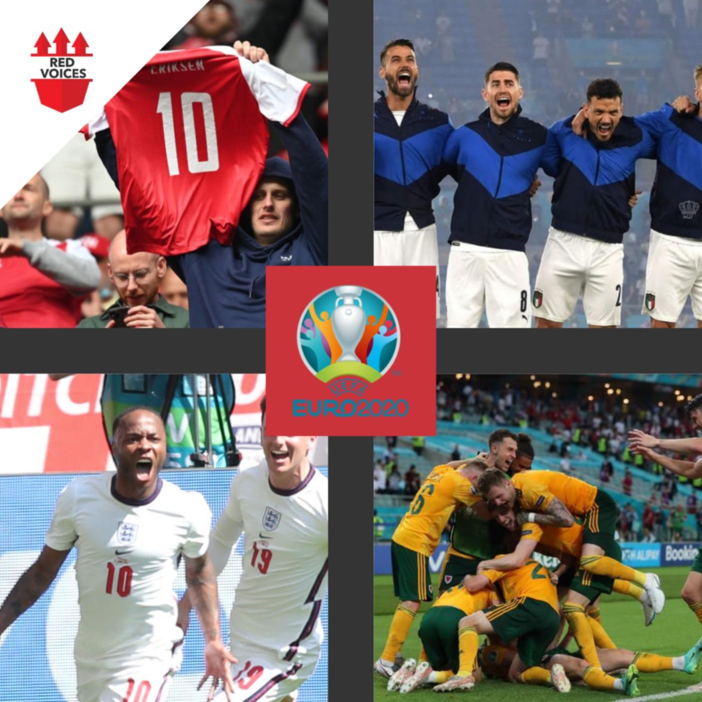 Episode 193 - Euro 2020 Special pt 1- No Rest