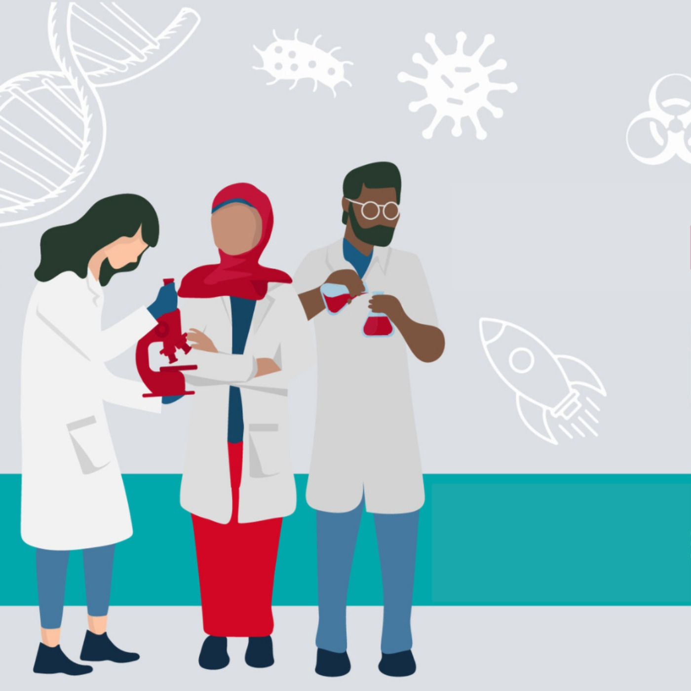 How can we achieve gender equality in STEM?