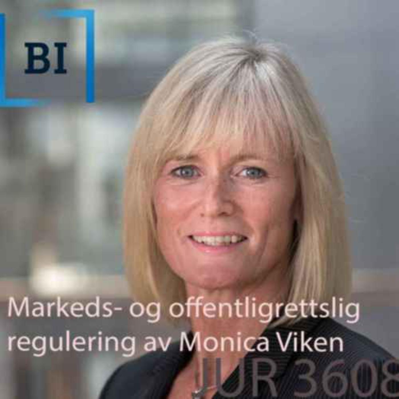 Markeds- og offentligretslig regulering med Morten Grandal