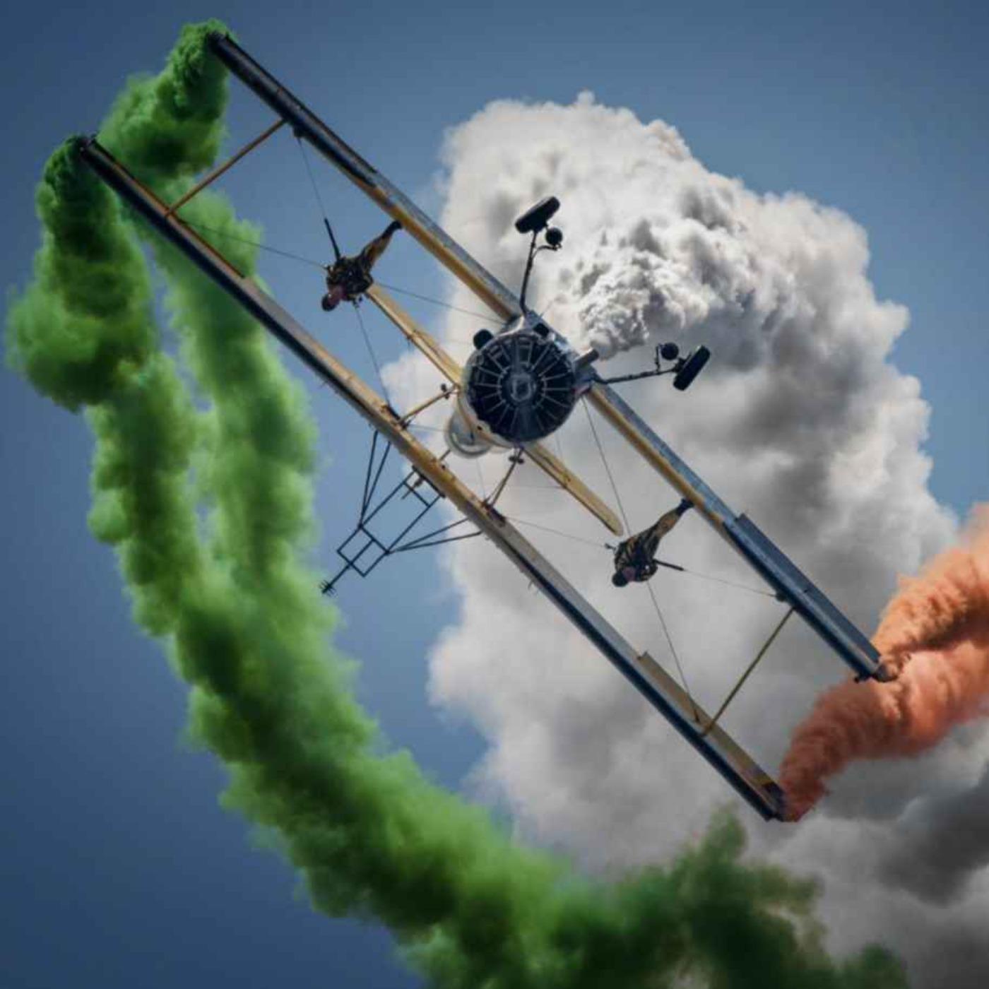 Scandinavian Airshow - Jacob Holländer & Gustav Salminen