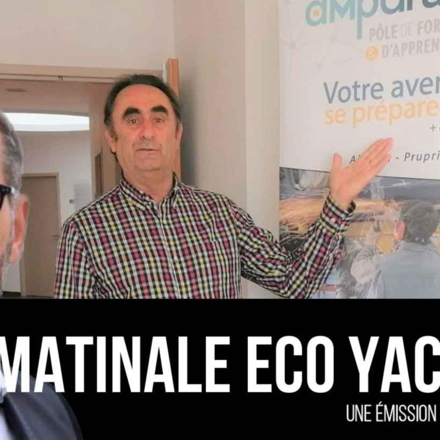 Nouveau, un Bac Pro Nautisme, en alternance, en Corse