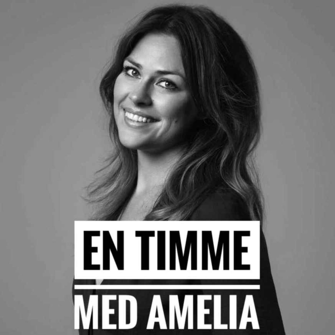 Amelia Widell - Från en soffa till miljoner