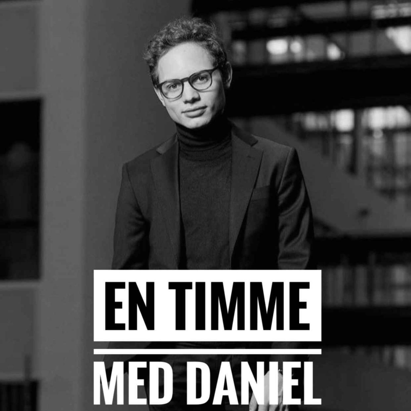 Daniel Redgert - Strategin bakom PR framgången