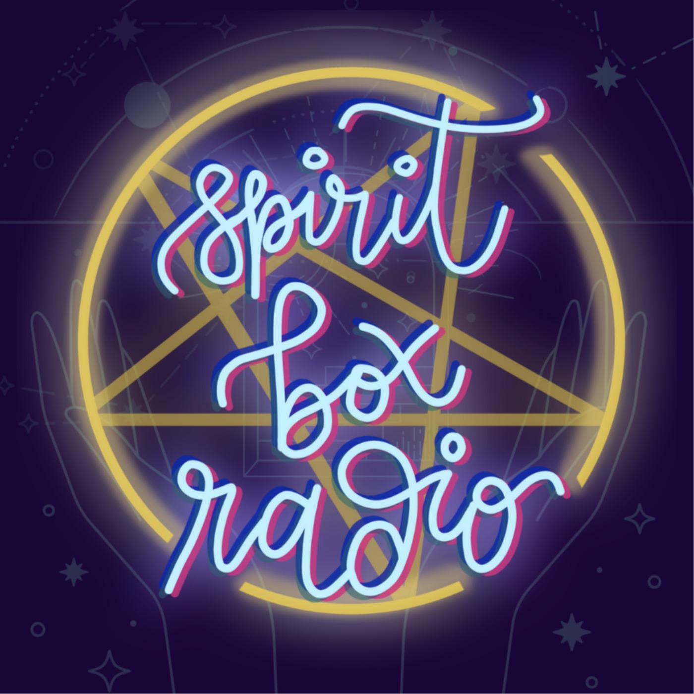 Spirit Box Radio