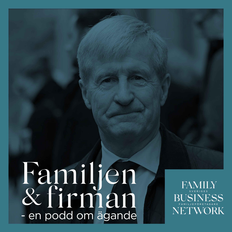Familjen & Firman med Carl Bennet