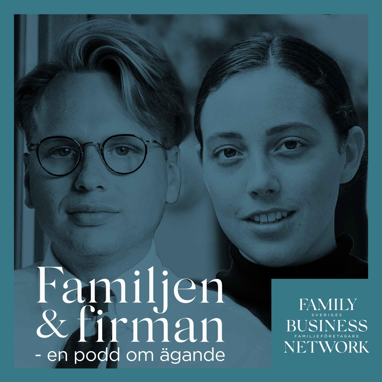 Familjen & firman med Hannah Wolfson & Love Bonnier