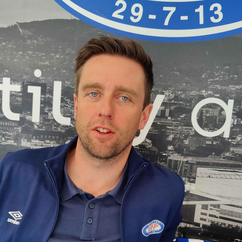 VIF-sportssjef Jørgen Ingebrigtsen