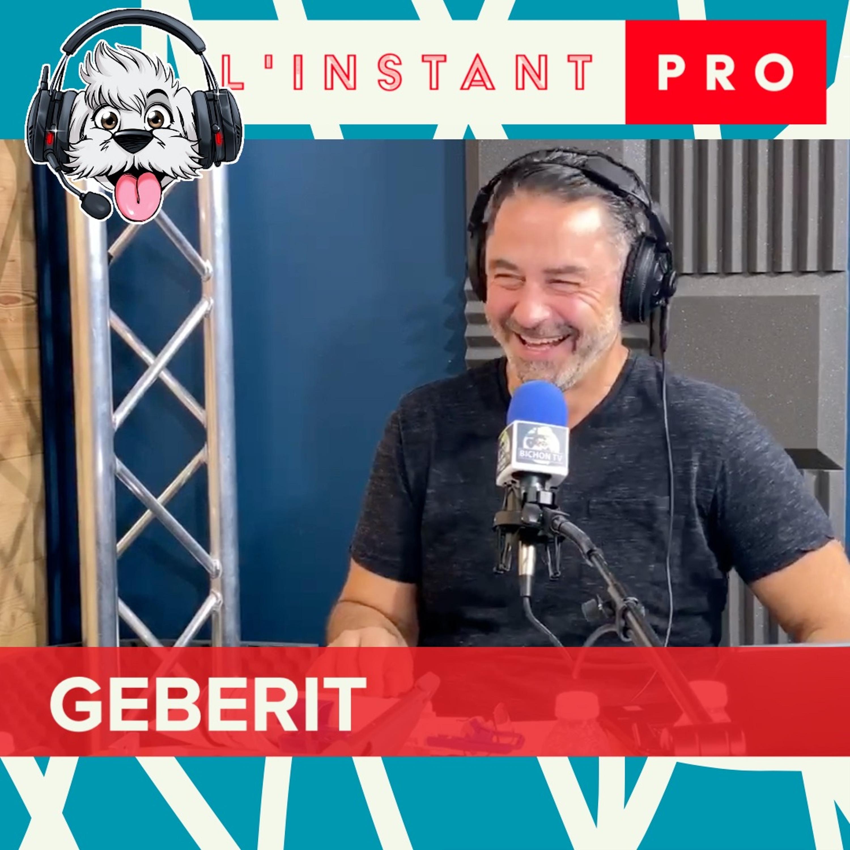 Info, nouveauté et produit phare GEBERIT - L'instant pro bichonTV