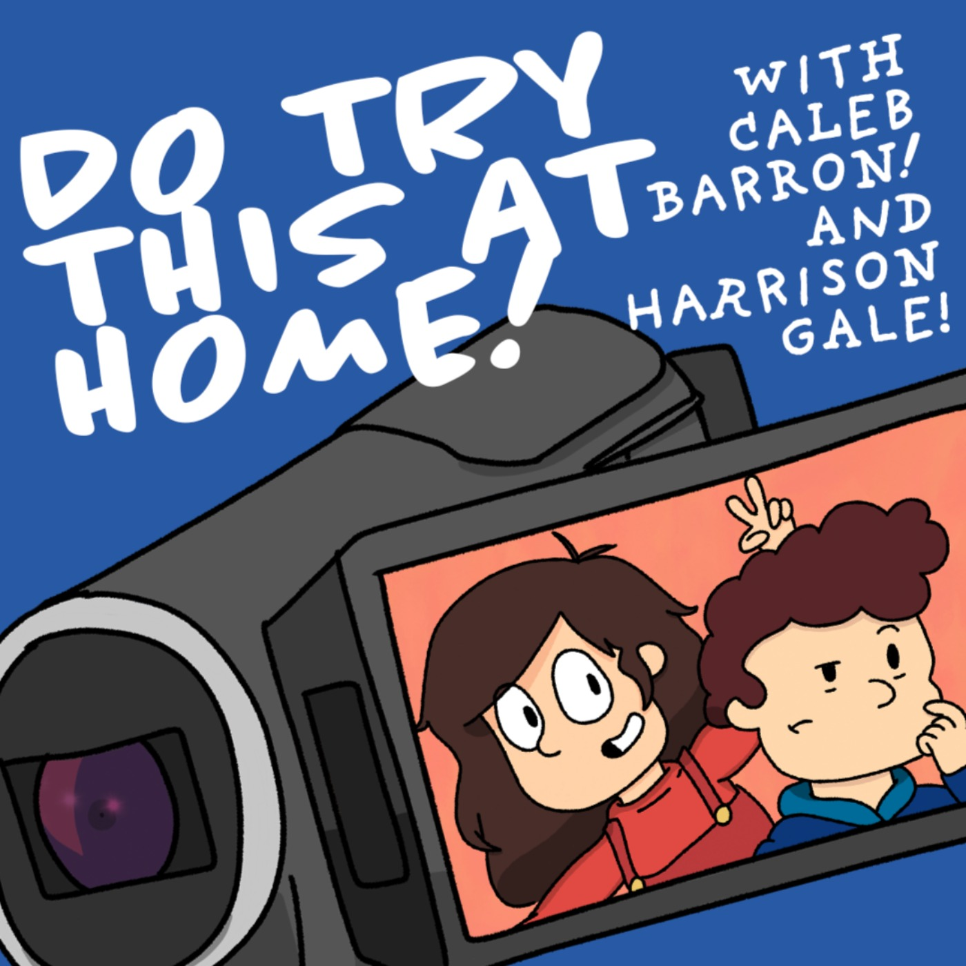 Do try This At Home Trailer