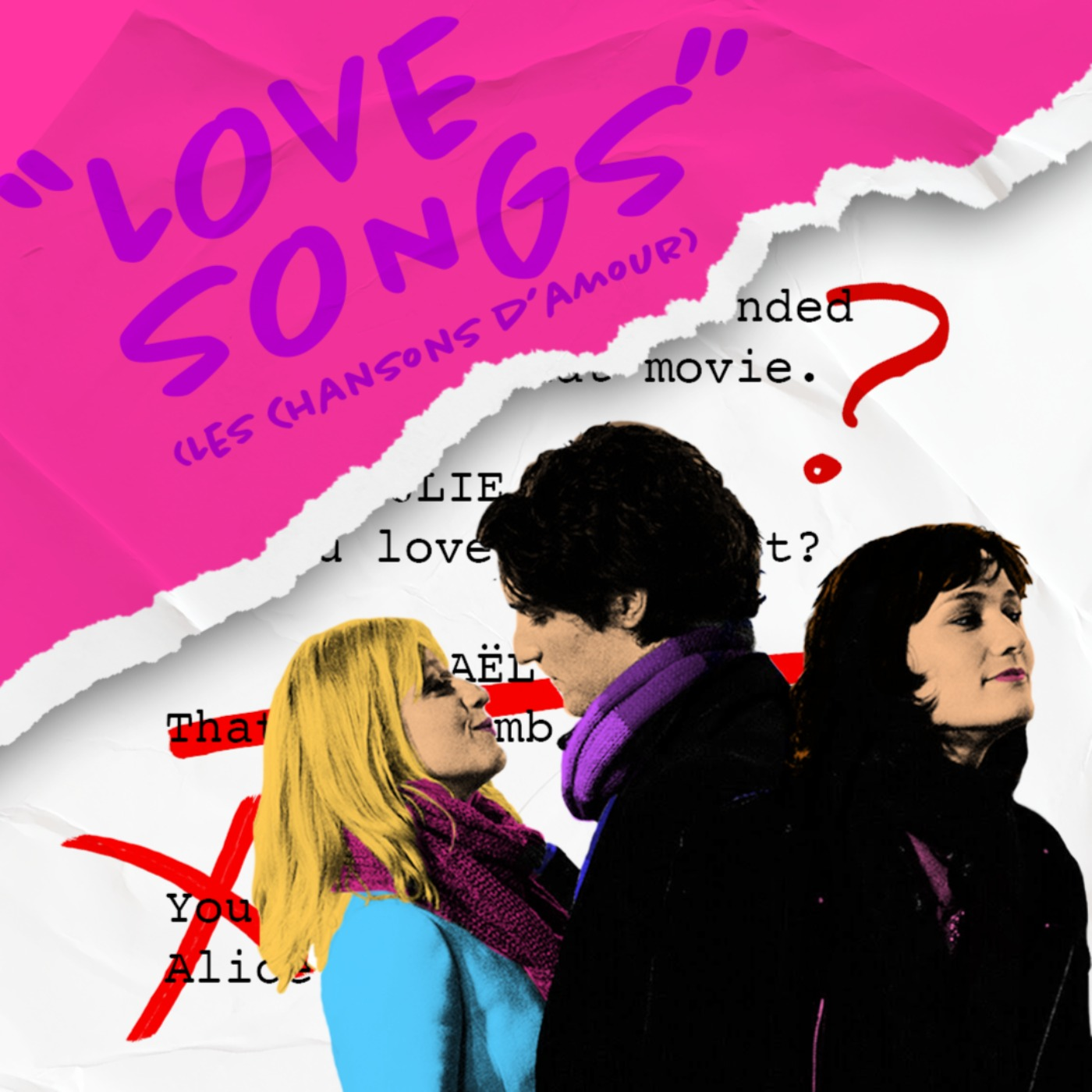 Love Songs (Les Chansons d'Amour) (2007)