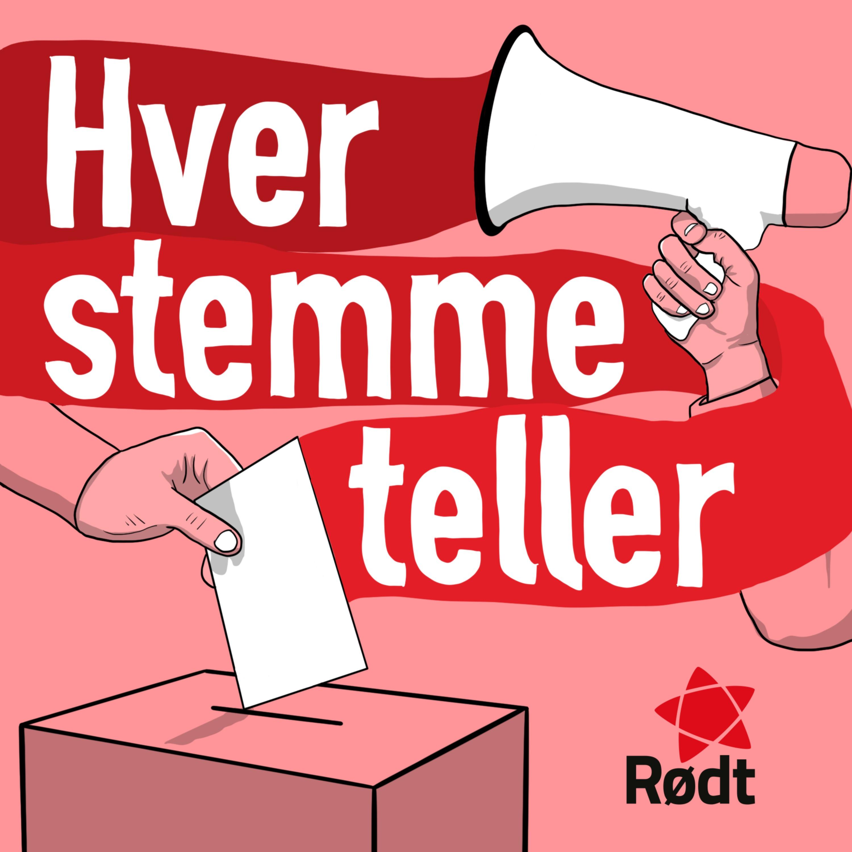 Intervju med Hanne Beate Stenvaag, 1.kandidat i Troms