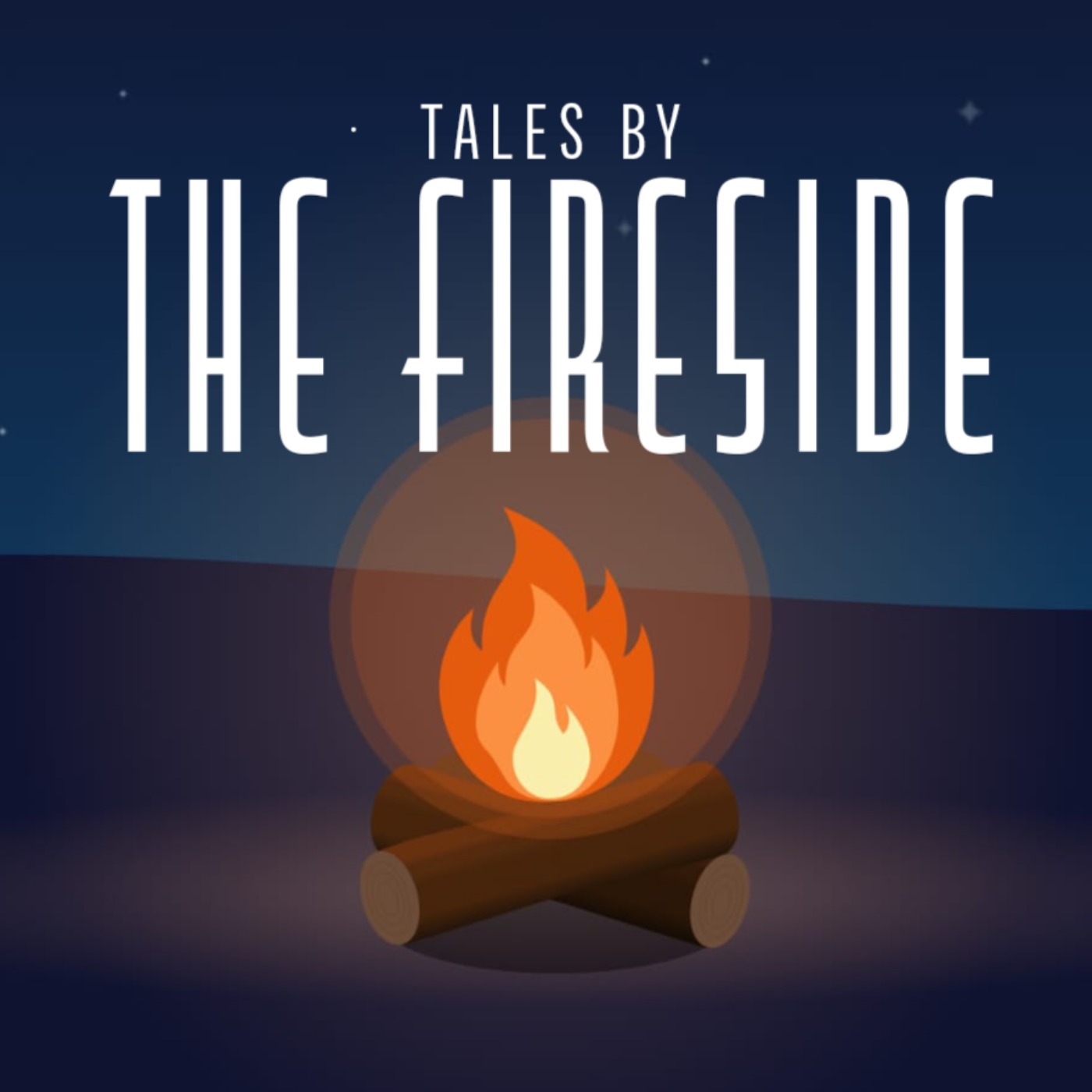Meditation by the Fireside - Guided Meditation for Stress Relief