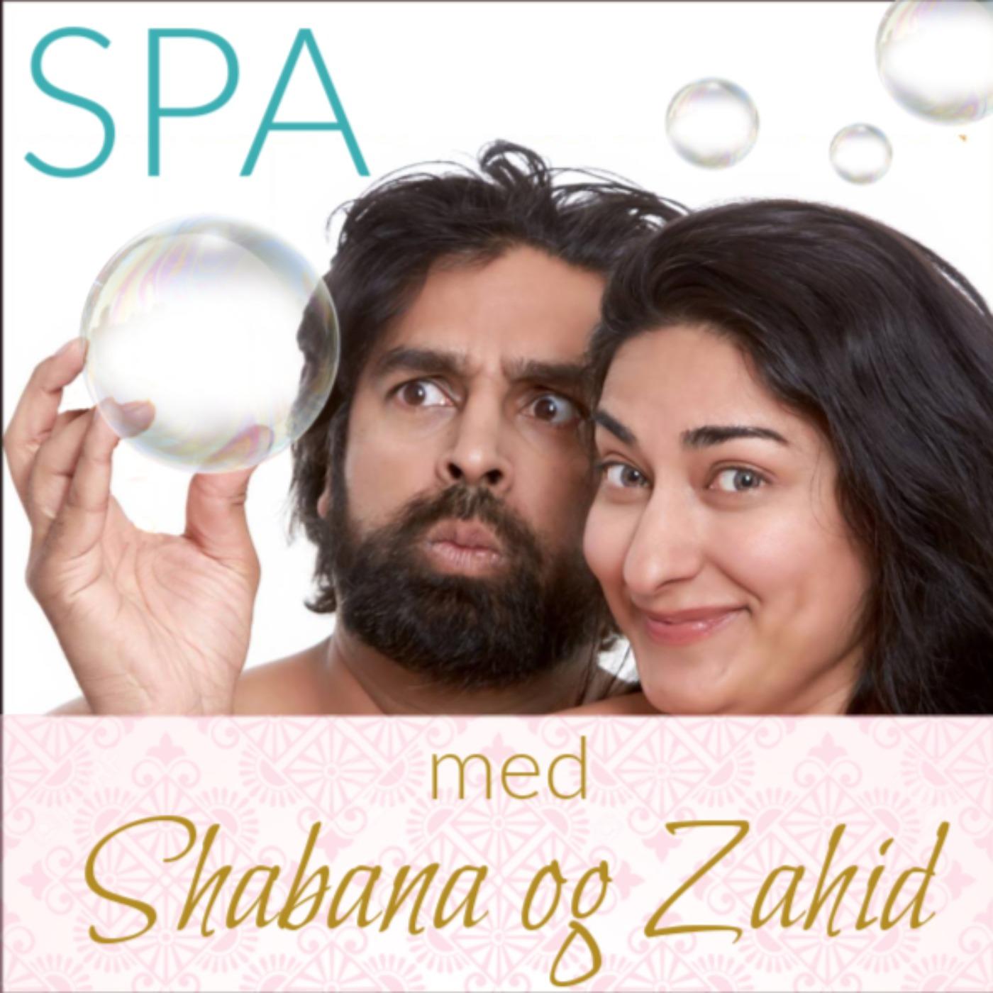 Hva gjør Shabana og Zahid i Norge?
