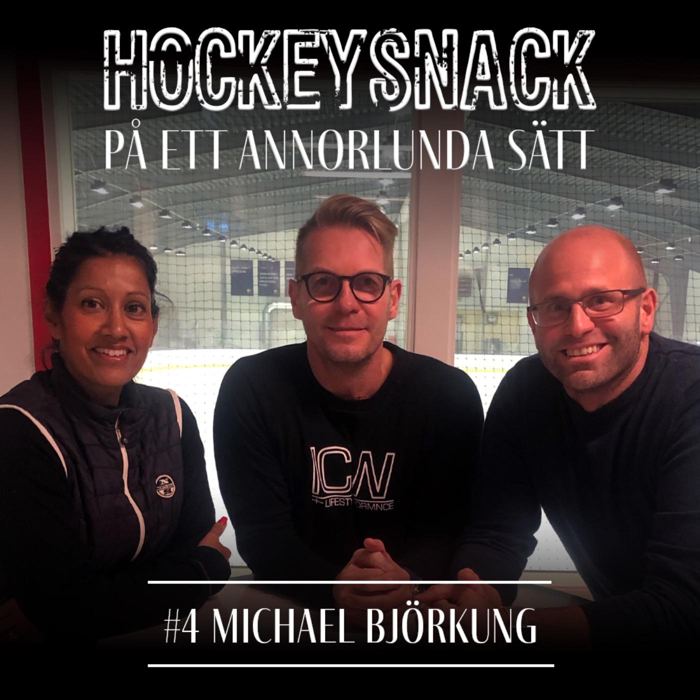 #4 Selectverksamhet med Michael Björkung