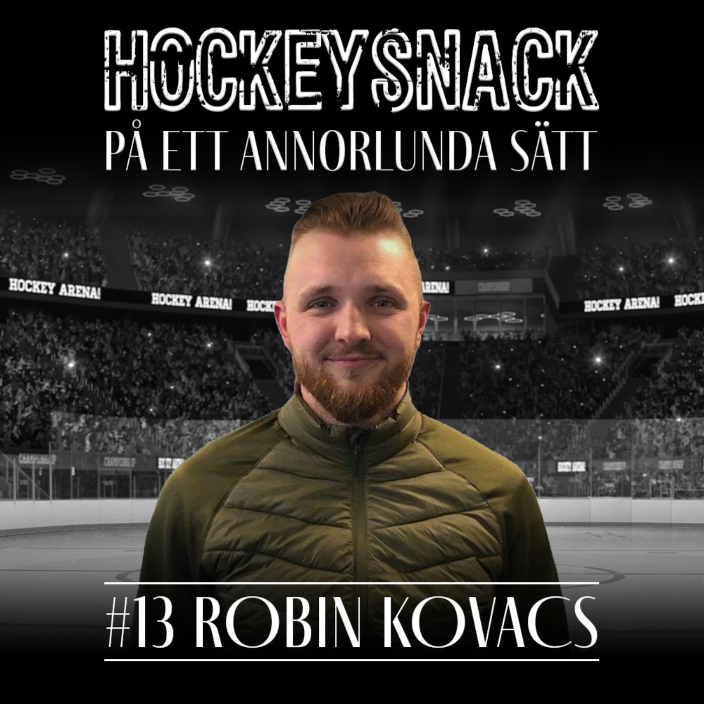 #13 Gå sin egen väg med Robin Kovacs