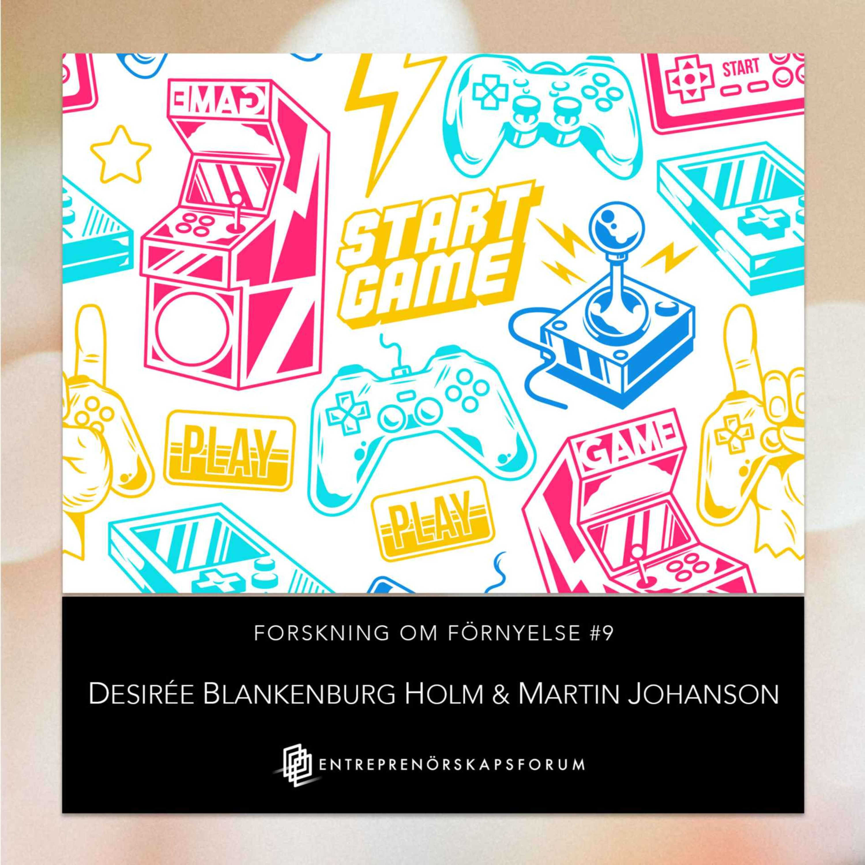 Dataspelsbranschen - föregångare, riktmärke och förebild