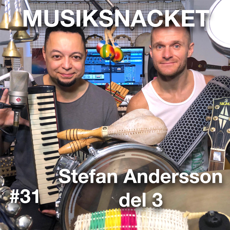 31. Stefan Andersson del 3