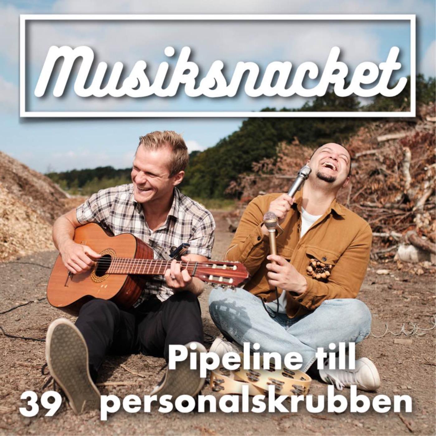 39. Pipeline till personalskrubben