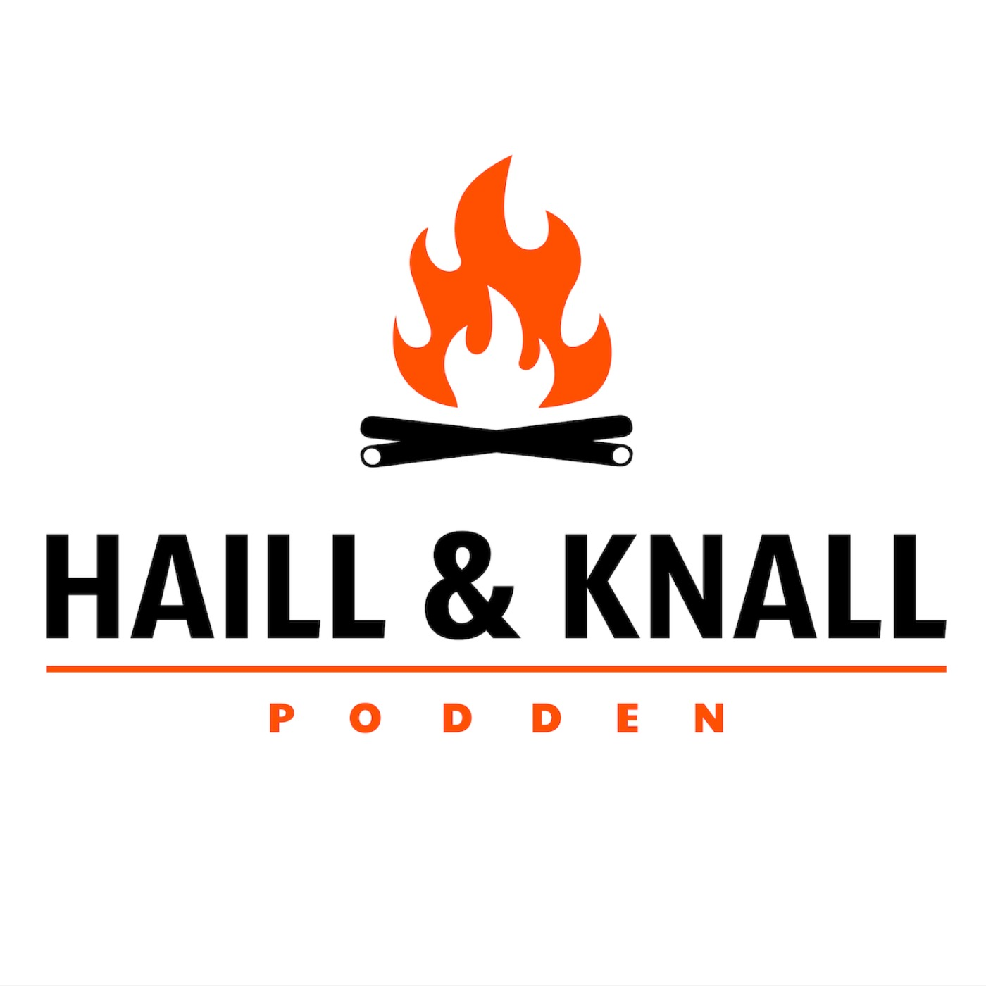 Haill og Knall-podden